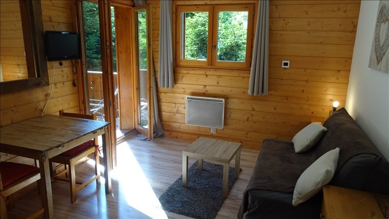 Sale apartment Meribel les allues 165 000€ - Picture 1