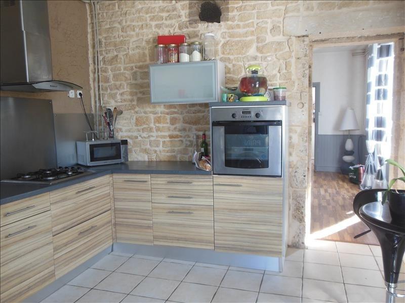 Sale house / villa Vouille 136900€ - Picture 2