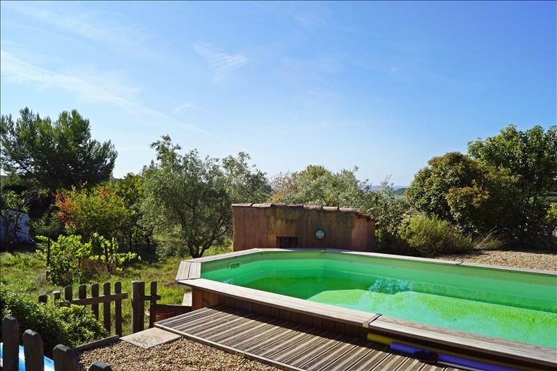 Vente maison / villa Pailhes 317000€ - Photo 2