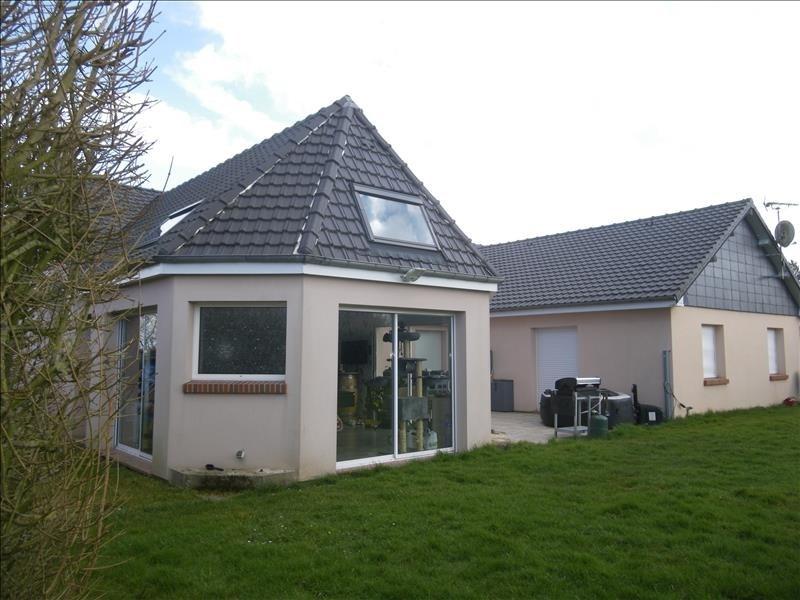 Vente maison / villa Fauville en caux 209000€ - Photo 1