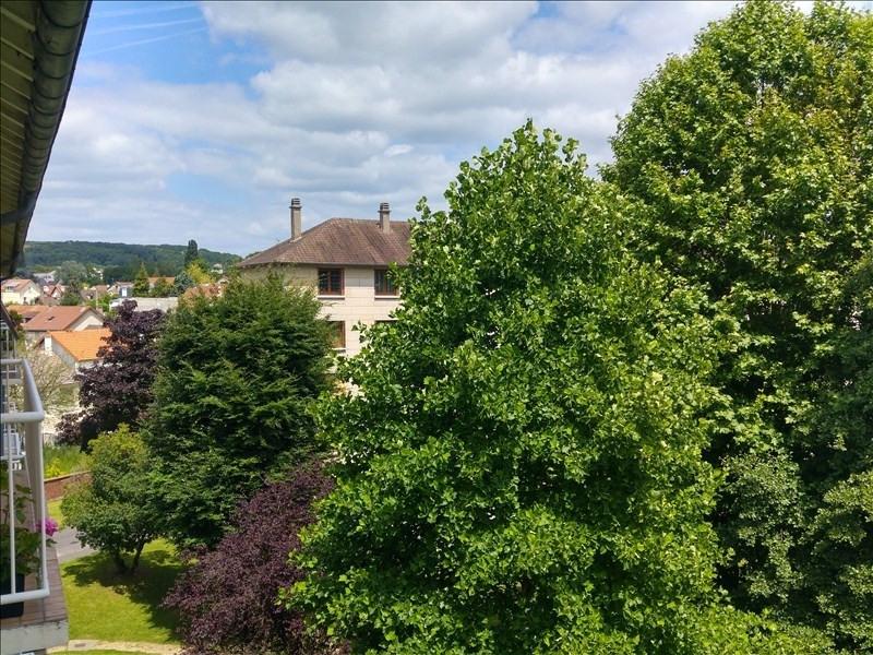 Vente appartement Sarcelles 138000€ - Photo 1