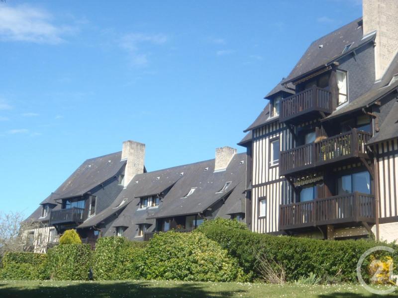 Verkoop  appartement Tourgeville 312000€ - Foto 1