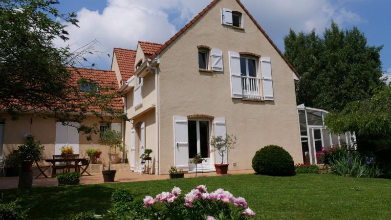 Venta  casa Villennes sur seine 998000€ - Fotografía 2