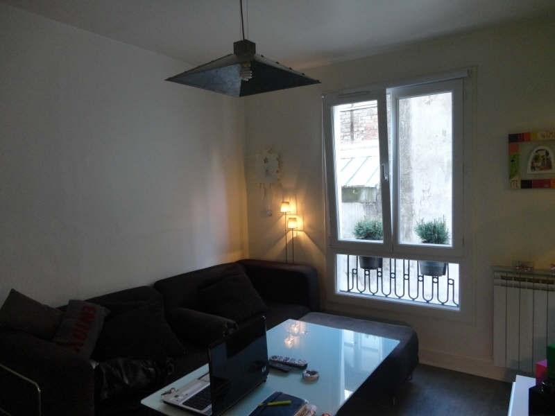 Vente appartement Paris 10ème 199000€ - Photo 1