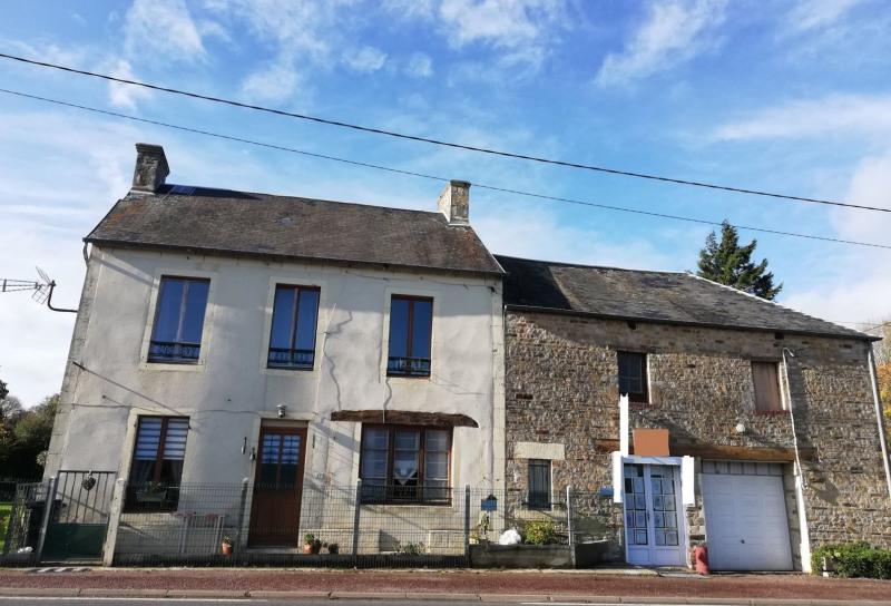 Vente maison / villa Noyers bocage 165500€ - Photo 11