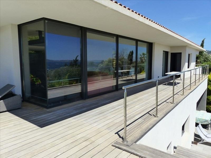 Verkauf von luxusobjekt haus Carqueiranne 2180000€ - Fotografie 10