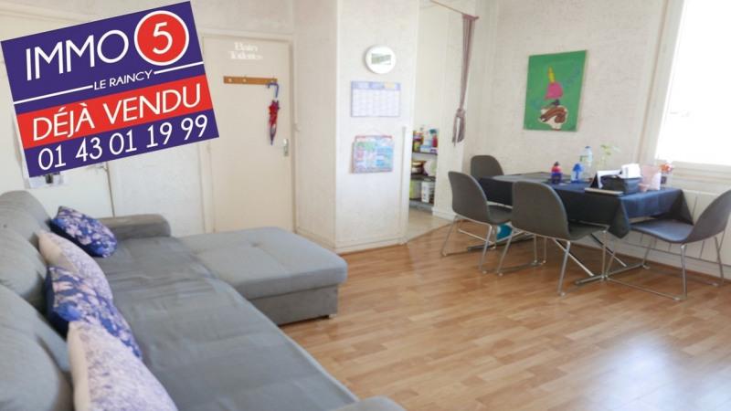 Vente appartement Le raincy 113000€ - Photo 1