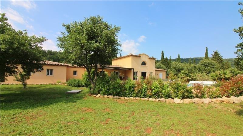 Vente de prestige maison / villa Saint cezaire sur siagne 699000€ - Photo 3