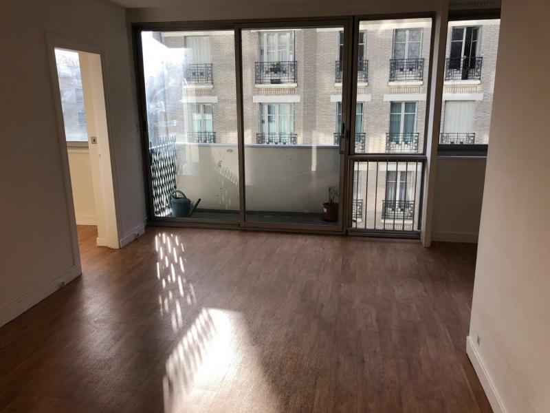 Rental apartment Paris 16ème 1445€ CC - Picture 1