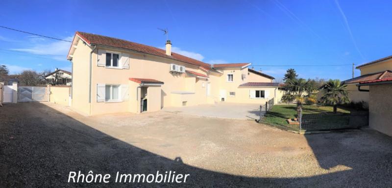 Vente maison / villa Jonage 470000€ - Photo 1