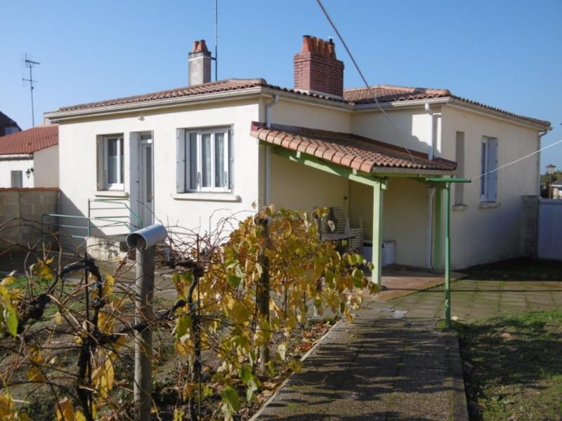 Vente maison / villa La mothe achard 142250€ - Photo 1
