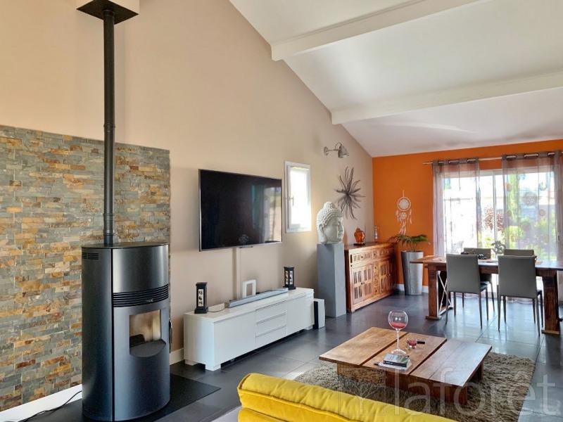 Sale house / villa Champier 360000€ - Picture 2