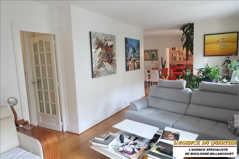 Sale apartment Boulogne billancourt 945 000€ - Picture 3