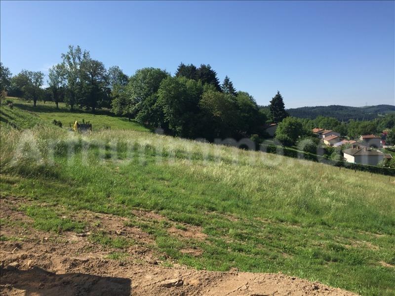 Vente terrain Cublize 55000€ - Photo 2