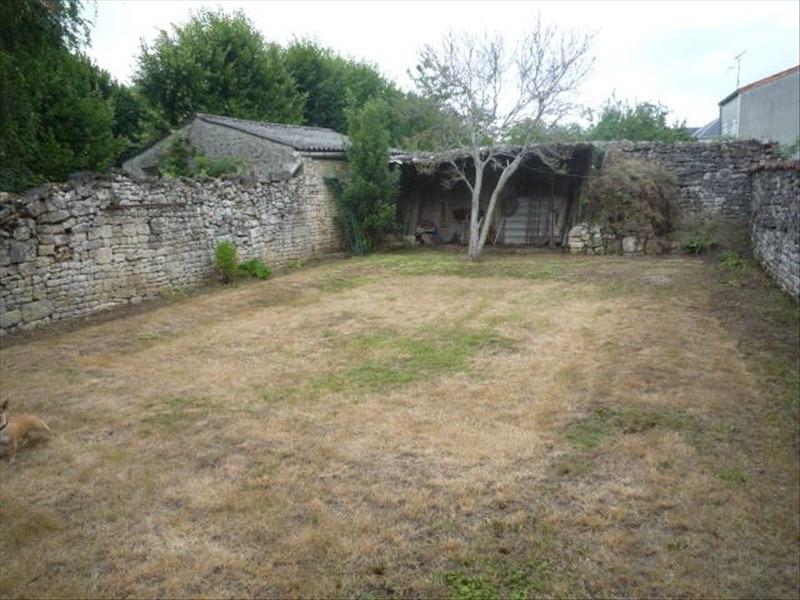 Vente maison / villa St maixent l ecole 65000€ - Photo 3