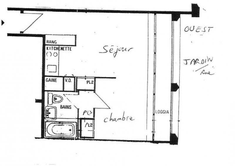 Vente appartement Paris 20ème 266000€ - Photo 8