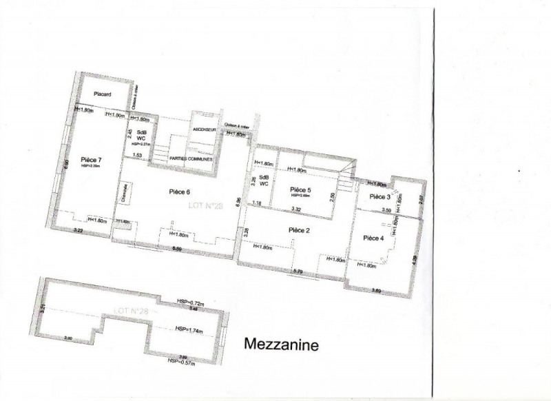 Sale apartment Luz st sauveur 237 400€ - Picture 4