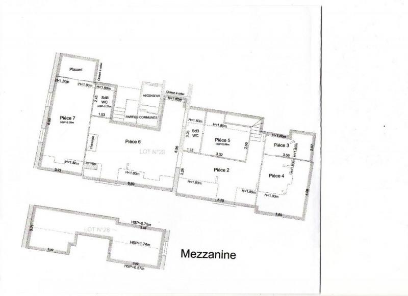 Sale apartment Luz st sauveur 237400€ - Picture 4