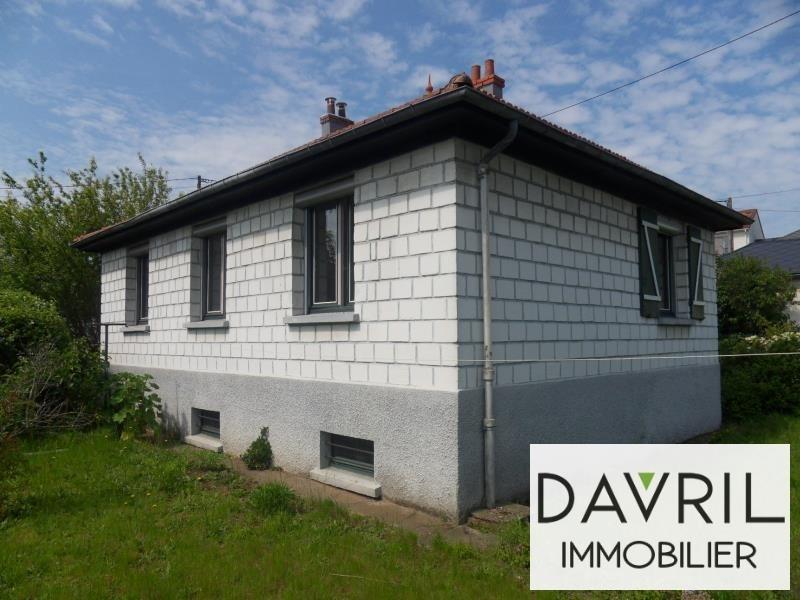 Vente maison / villa Conflans ste honorine 323300€ - Photo 1