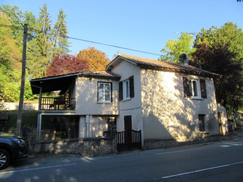 Vente maison / villa Savignac les eglises 71500€ - Photo 1