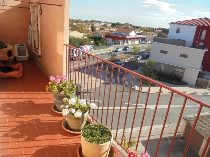 Sale apartment Lunel 111500€ - Picture 1