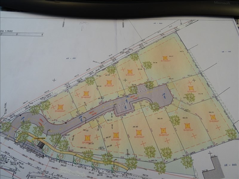 Vente terrain St jean de bournay 108 000€ - Photo 2