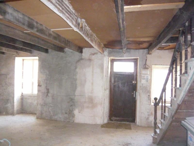 Vente maison / villa Exoudun 24950€ - Photo 2