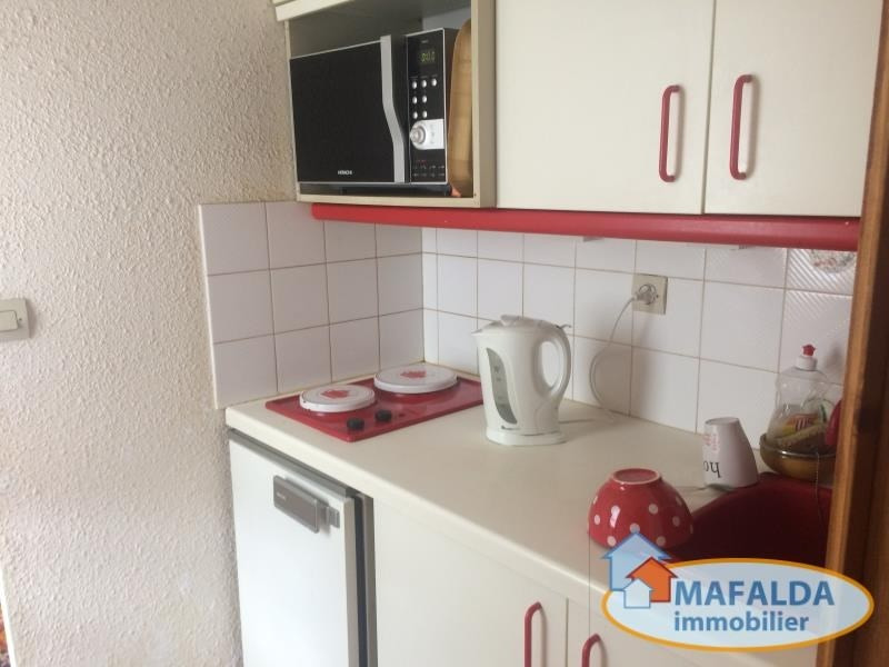 Rental apartment Mont saxonnex 420€ CC - Picture 2