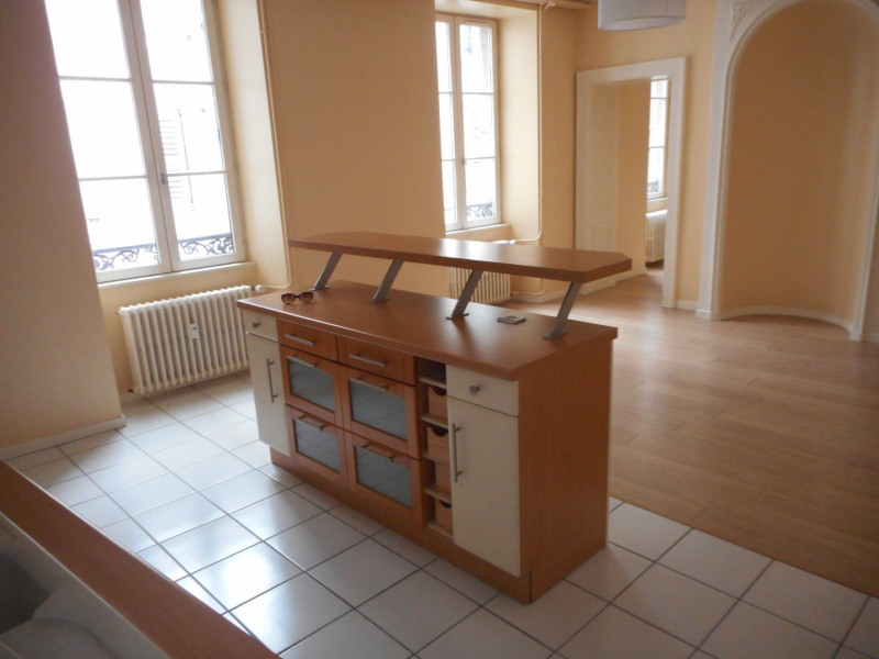 Vente appartement Lons le saunier 115 000€ - Photo 1