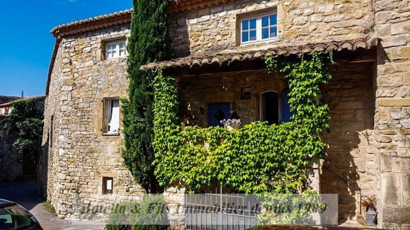 Venta  casa Barjac 289000€ - Fotografía 1