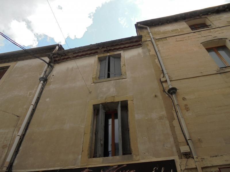 Vente immeuble Lunel 109000€ - Photo 1