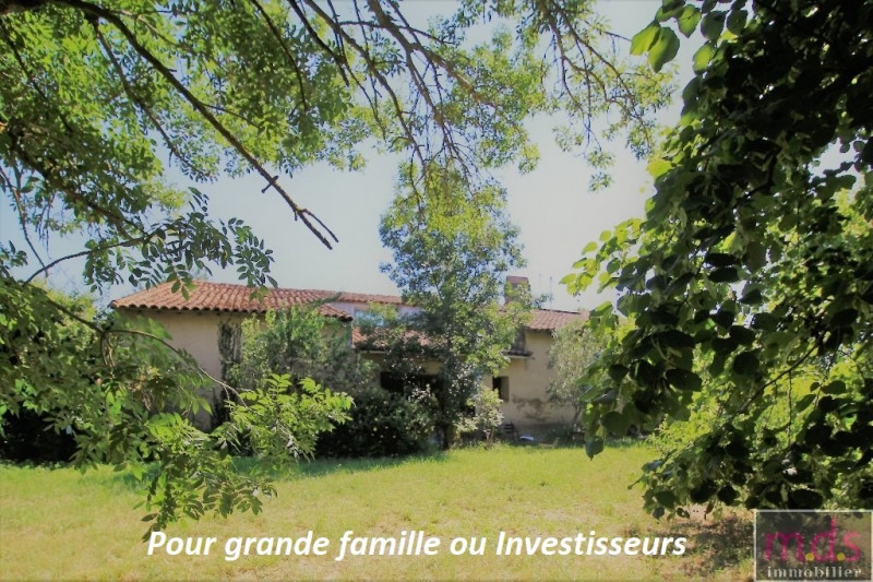 Investment property house / villa Gragnague 336 000€ - Picture 1