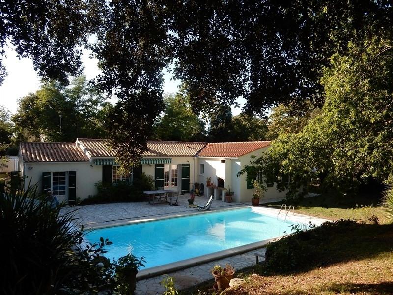 Vente maison / villa St pierre d'oleron 416800€ - Photo 1