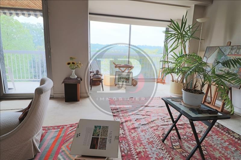 Vente appartement Le pecq 550 000€ - Photo 3