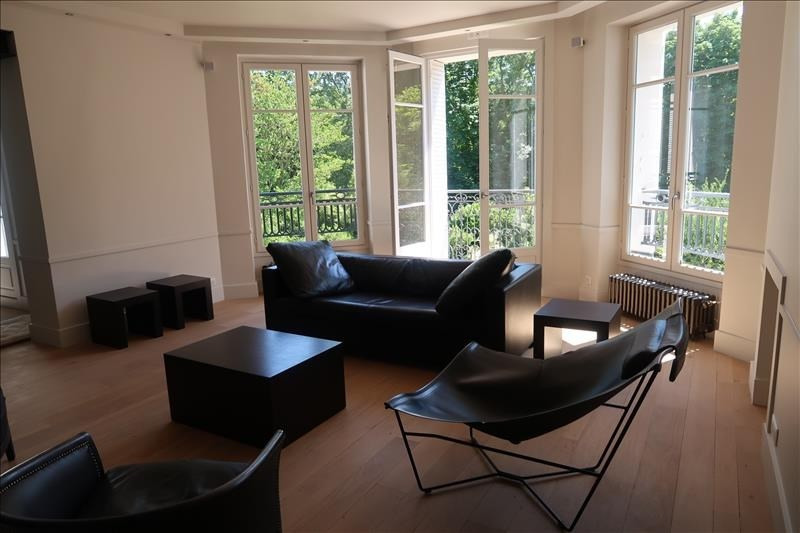 Location appartement Croissy sur seine 2 800€ CC - Photo 1