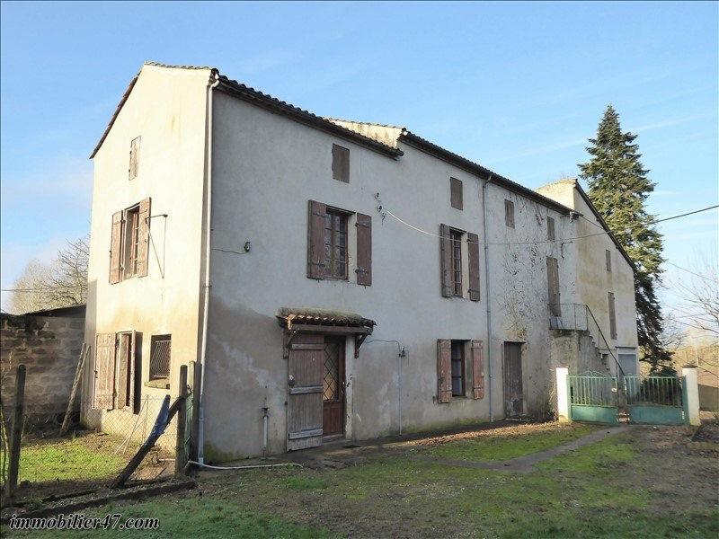 Vente maison / villa Aiguillon 69 900€ - Photo 1