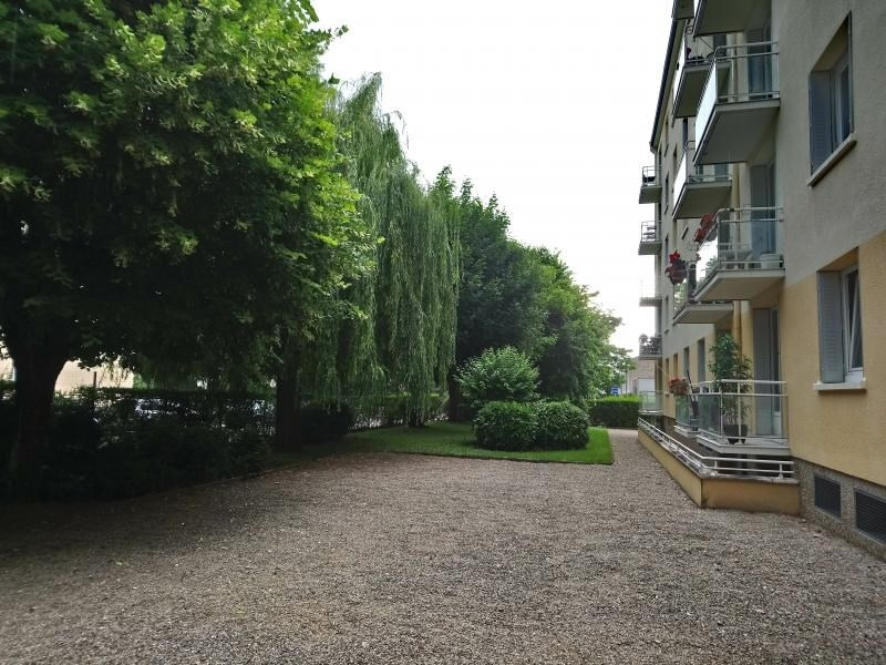 Vente appartement Dijon 129000€ - Photo 1