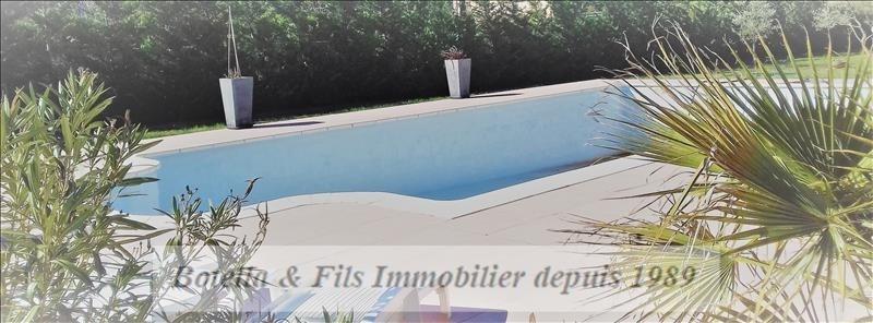 Sale house / villa Bagnols sur ceze 525000€ - Picture 3