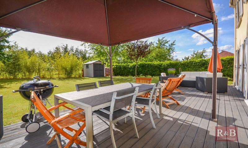Sale house / villa Les clayes sous bois 640000€ - Picture 6