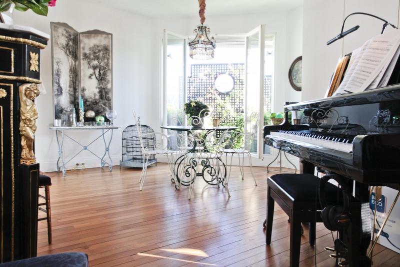 Deluxe sale apartment Paris 16ème 1470000€ - Picture 1