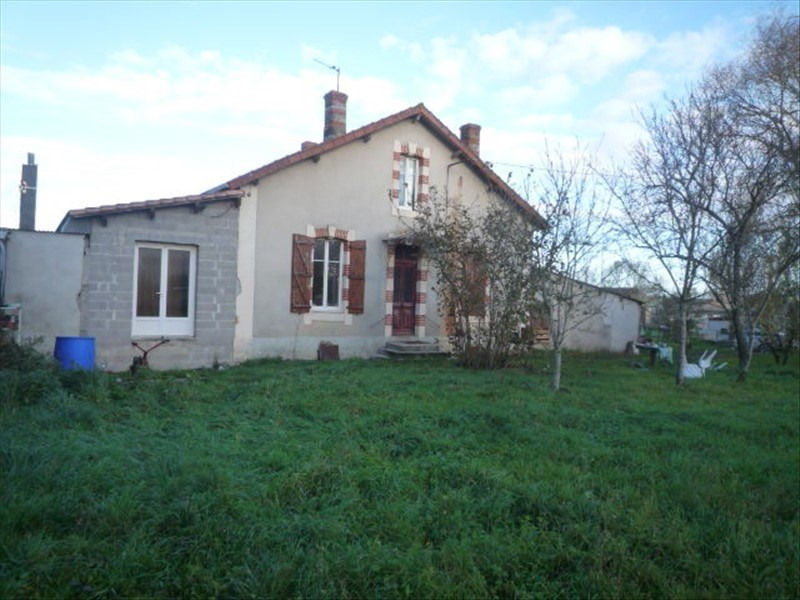 Vente maison / villa Pamproux 90 100€ - Photo 1