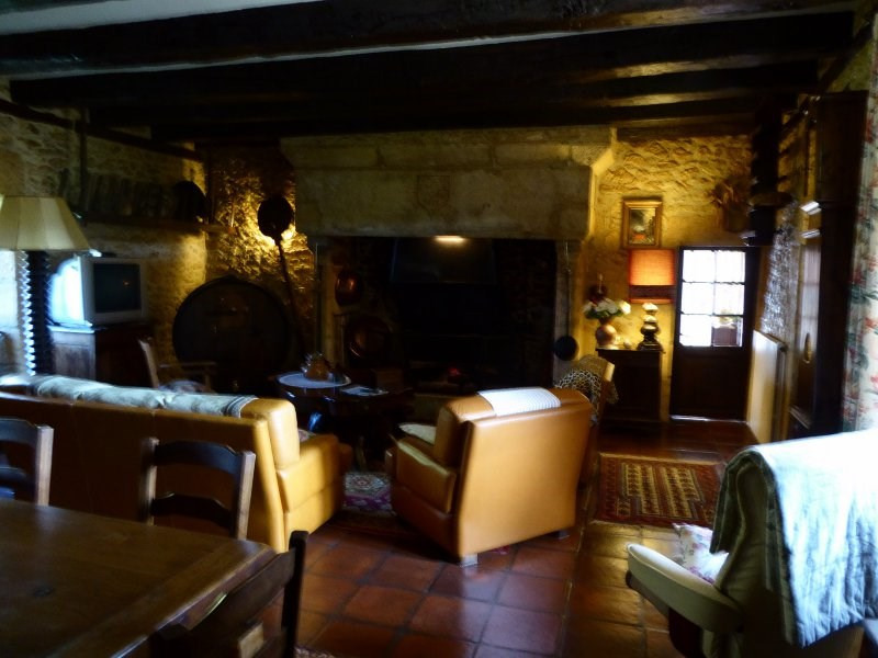 Sale house / villa La bachellerie 319500€ - Picture 10