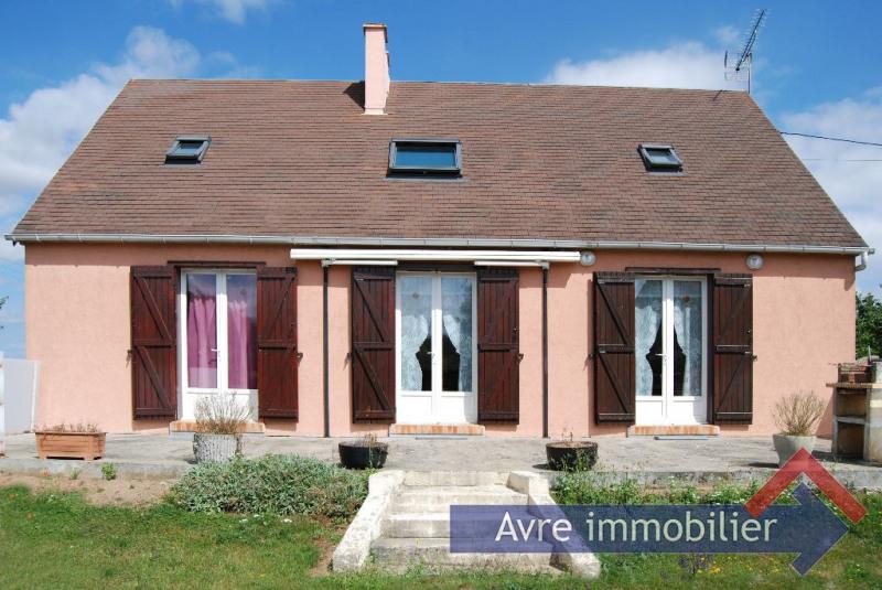 Sale house / villa Verneuil d avre et d iton 157000€ - Picture 1