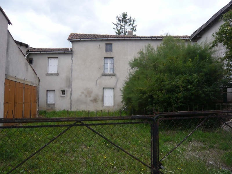 Vente maison / villa Pamproux 64 800€ - Photo 3