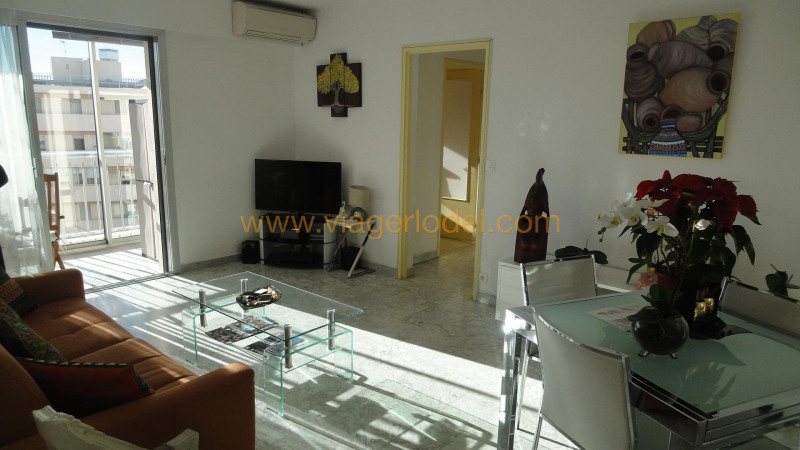 Life annuity apartment Saint-raphaël 163 000€ - Picture 3
