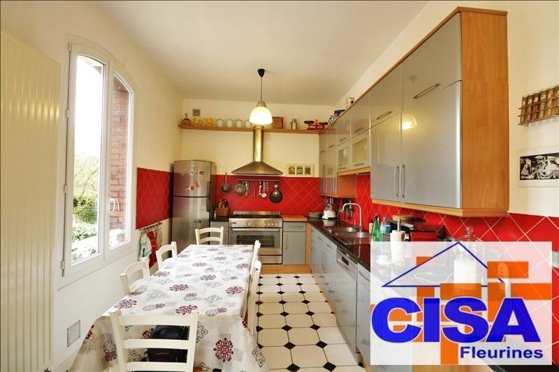 Sale house / villa Fleurines 448000€ - Picture 7