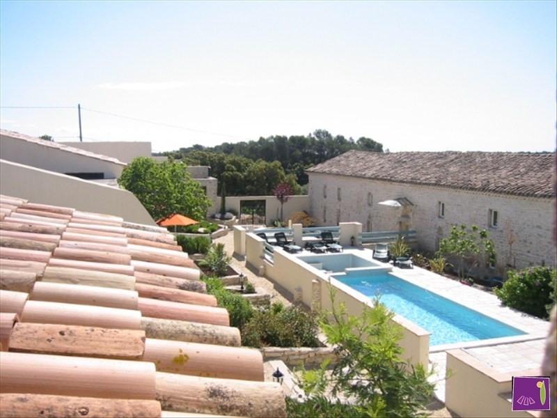 Immobile residenziali di prestigio casa Uzes 1590000€ - Fotografia 20