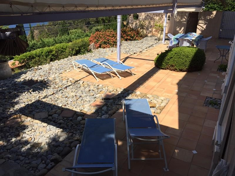 Vacation rental house / villa Cavalaire sur mer 3 500€ - Picture 17