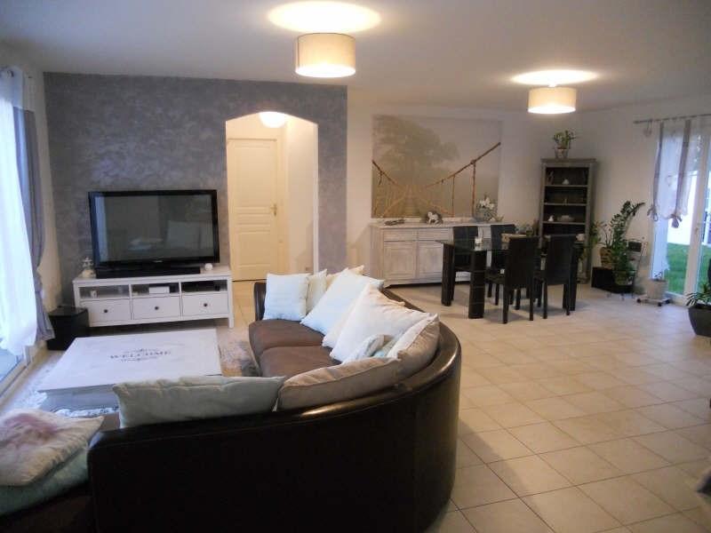 Sale house / villa Medis 385000€ - Picture 1