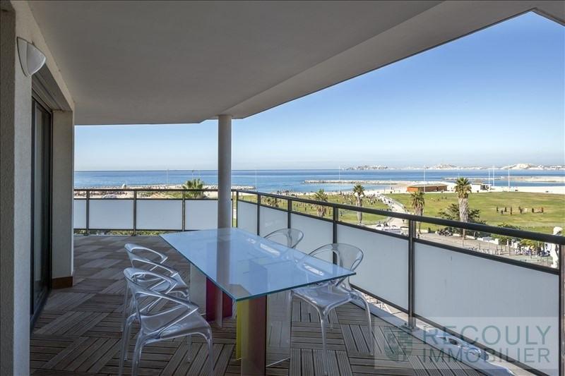 Vente de prestige appartement Marseille 8ème 1140000€ - Photo 3